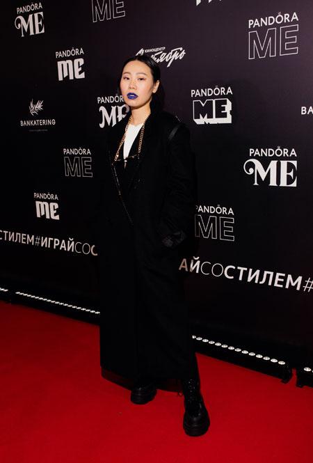 Ян Гэ в Москве