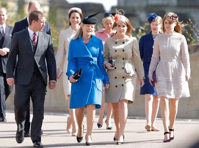 Фото №3 - От Дианы до герцогини Кейт: лучшие пасхальные образы королевских особ