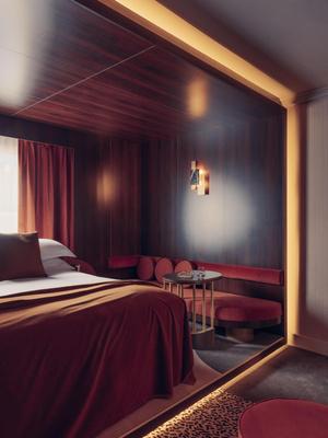 Фото №3 - Яркий дизайн-отель в Париже