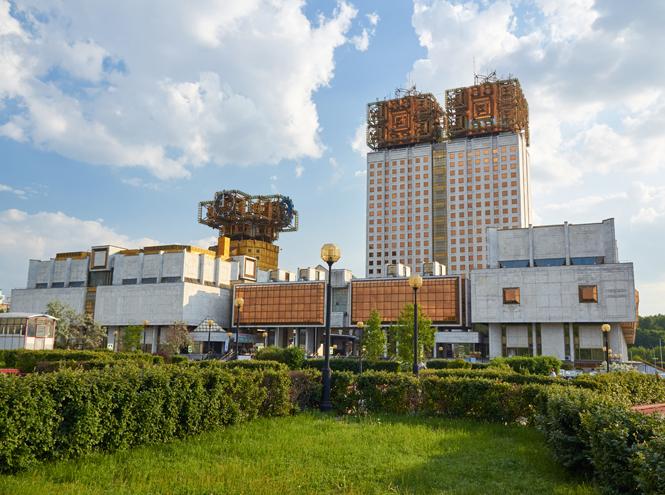 Фото №2 - На высоте: где искать лучшие панорамные виды Москвы