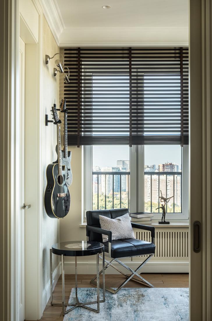 Фото №11 - Верность традициям: московская квартира 97 м²
