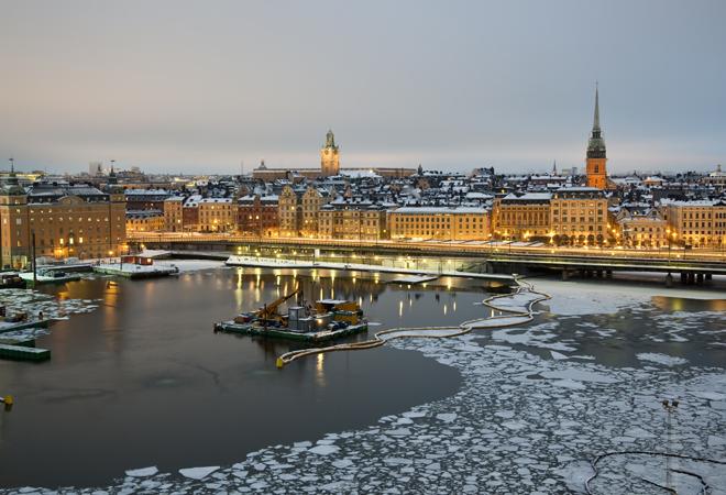 Фото №3 - Вдохновение: 10 стран, где зима особенно прекрасна