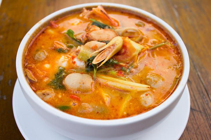 Фото №4 - Три рецепта от шеф-повара из Таиланда
