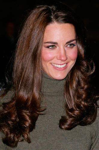 Фото №2 - Тайная эволюция цвета волос Кейт Миддлтон (а вы и не замечали)