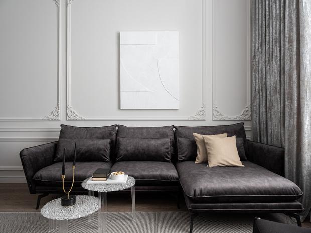 Фото №6 - Элегантный дом во французском стиледля молодой пары