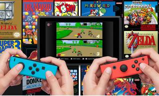 Nintendo сделала доступной классику SNES всем владельцам Switch. Бесплатно!