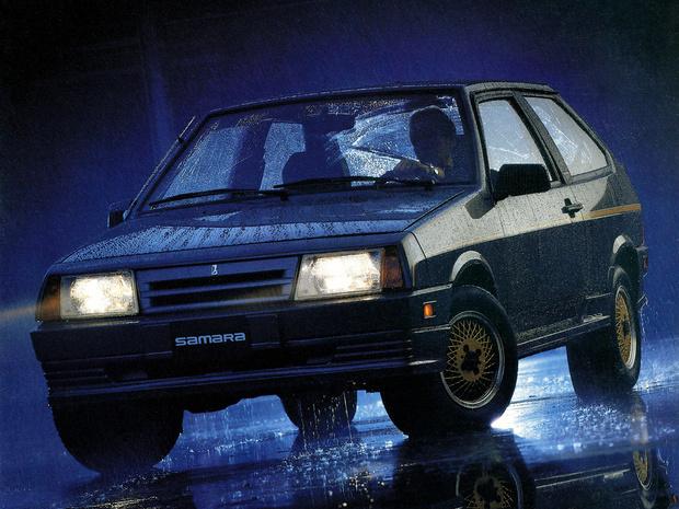 Фото №11 - Как назывались экспортные версии советских автомобилей