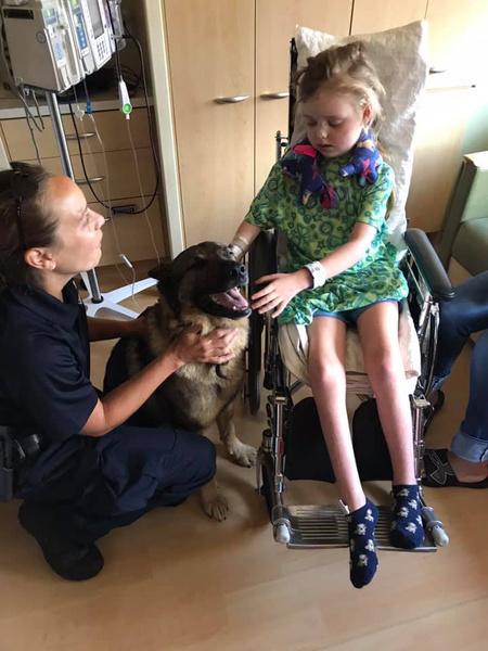 Фото №2 - Опухоль мозга у 8-летней девочки приняли за грипп