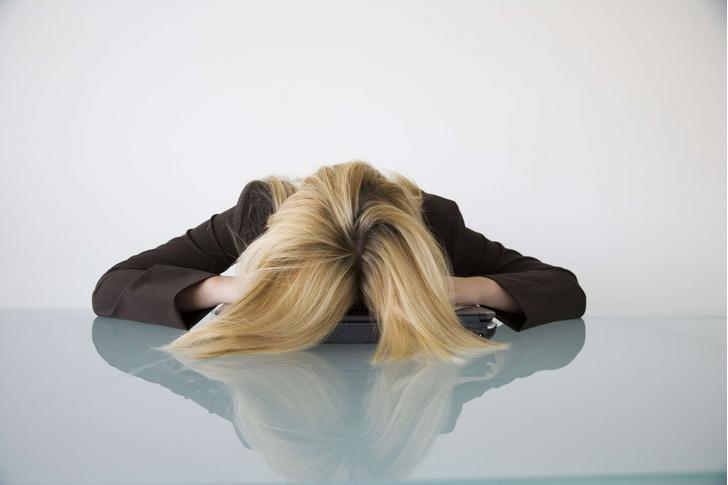 Фото №1 - Трудоголизм ведет женщину к диабету