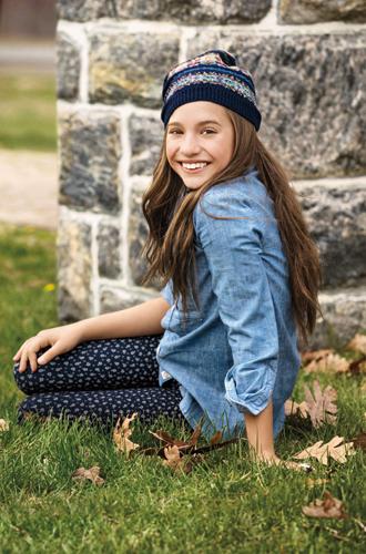 Фото №16 - В школу в поло: детский лукбук осенней коллекции Polo Ralph Lauren