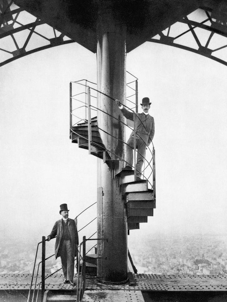 Фото №8 - 19 монументальных фактов об Эйфелевой башне
