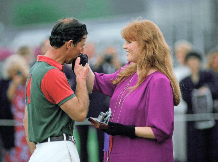 Фото №3 - Шутка не удалась: как Сара Фергюсон разозлила принца Чарльза