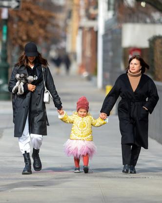 Фото №18 - Ген стиля: как выглядят и одеваются мамы супермоделей