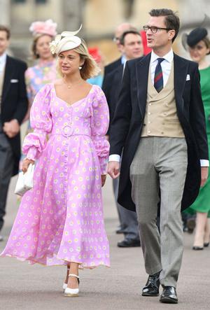 Фото №12 - Новые правила: как изменился стиль гостей на королевских свадьбах за последние 10 лет