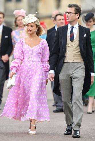 Фото №5 - 10 самых стильных гостей на свадьбе Леди Габриэллы Виндзор