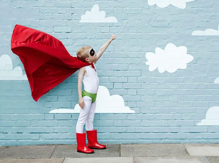 Фото №6 - Как вырастить ребенка оптимистом