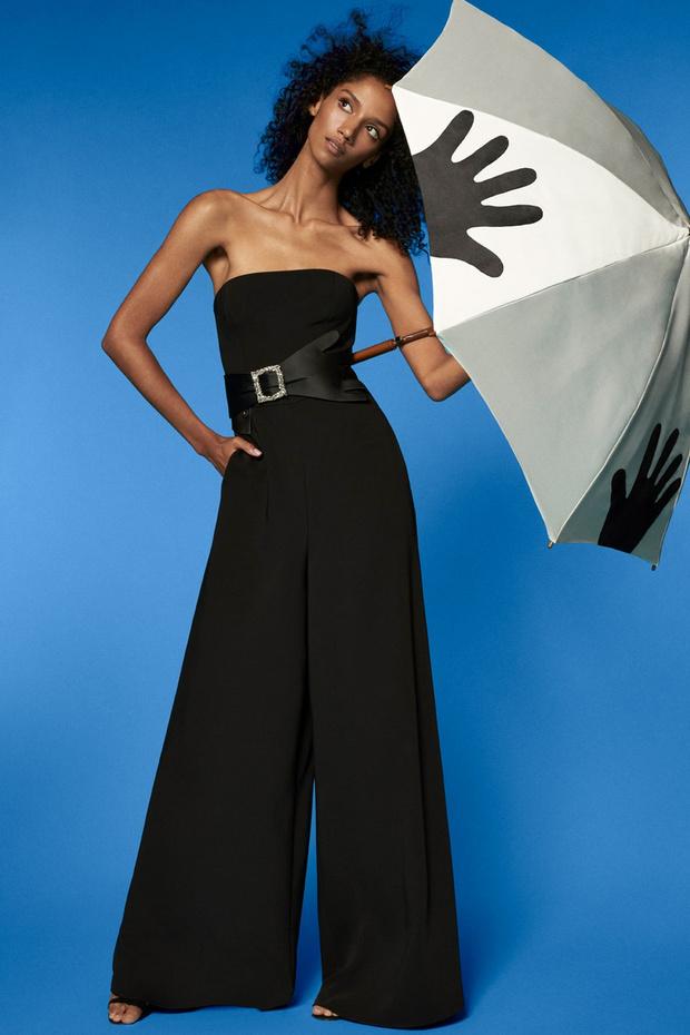 Фото №2 - Следите за руками: как выглядит очень веселая и дорогая коллекция Reem Acra