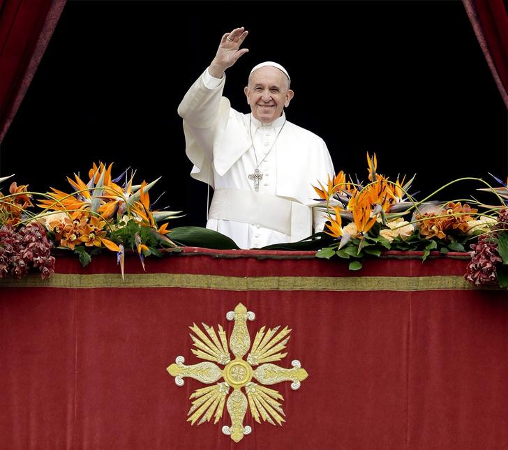 Фото №1 - 84 года назад... Родился папа римский Франциск