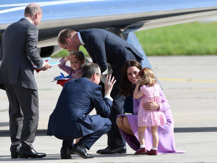 Фото №13 - 10 случаев, когда королевские дети показывали характер