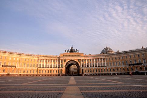 Фото №6 - Week-end в Санкт-Петербурге: 5 лучших видов на Эрмитаж