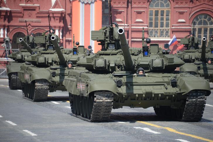 Фото №1 - У каких стран на вооружении стоят русские и советские танки