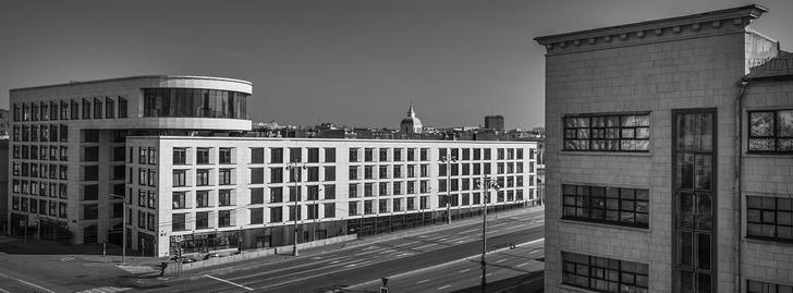 Фото №3 - «Пустая Москва»: фотовыставка о городе во время пандемии