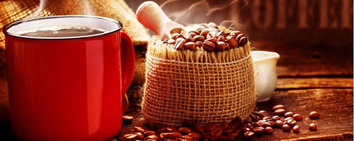 Фото №1 - Ученые рассказали о пользе горячего кофе