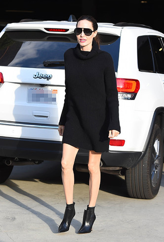 Фото №14 - Почему Анджелина Джоли — снова икона стиля, или Что такое luxe purism