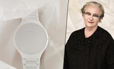 Сейчас и навсегда: Rado выпустил новую модель часов в коллаборации с культовым трендхантером Ли Эделькорт