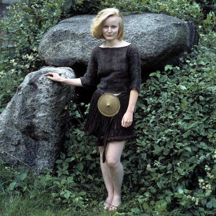 Фото №1 - Ученые воссоздали картину жизни и странствий девушки бронзового века