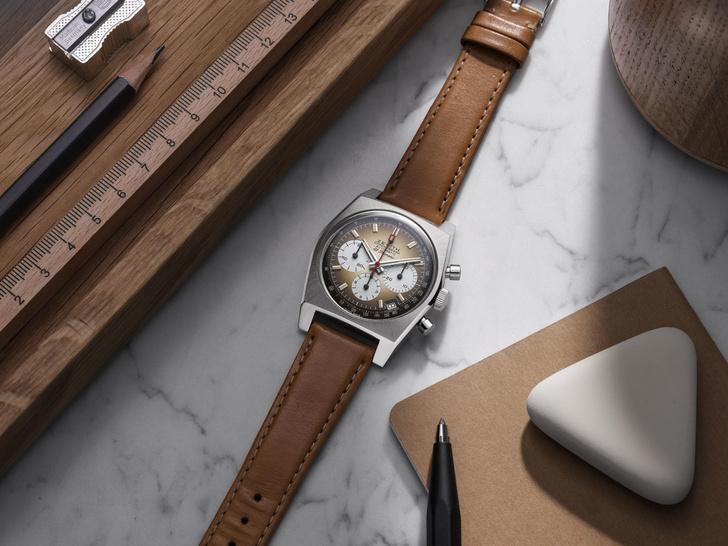 Фото №5 - Больше, чем винтаж: Zenith возвращают один из самых ранних и знаковых хронографов в виде модели Chronomaster Revival