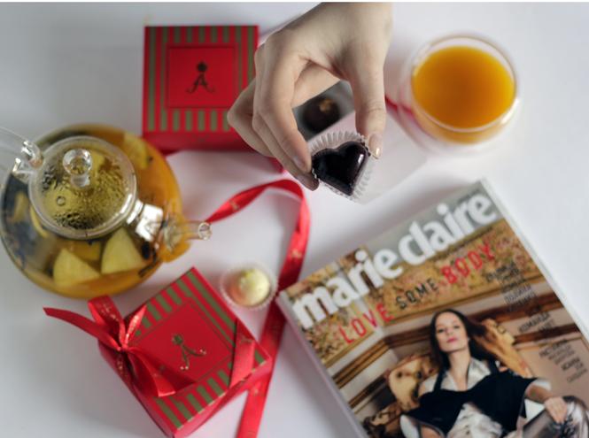 Фото №1 - TRENDY BOX – впервые совместно с Marie Claire