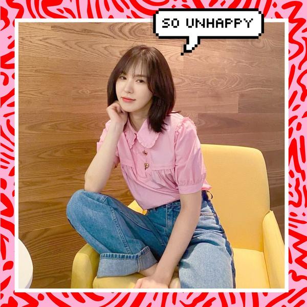 Фото №1 - Венди из Red Velvet поделилась, что ее беспокоит в сольных музыкальных клипах Джой