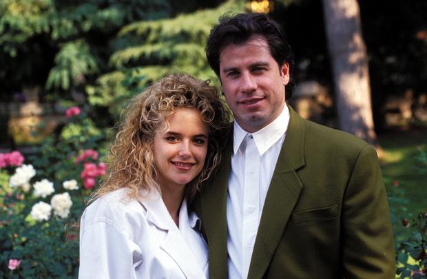 Фото №1 - Джон Траволта и Келли Престон: она с юности мечтала стать его женой