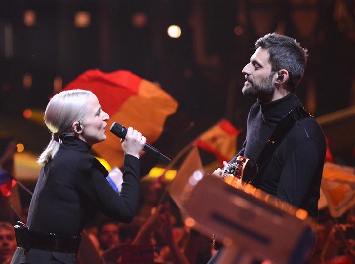 Фото №7 - Евровидение-2018: итоги и 5 лучших живых выступлений финала без политики (ну, почти)