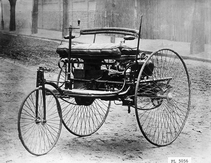 Фото №2 - «Начинка» для авто: интересные факты об изобретении автомобильных опций
