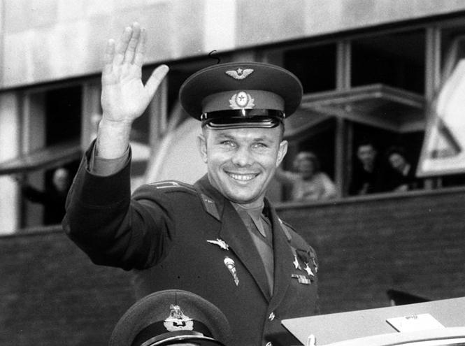Фото №4 - Юрий Гагарин в Великобритании: как советский космонавт покорил Королеву и всех ее подданных