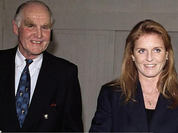 Фото №6 - Сара Фергюсон, герцогиня Йоркская: «Мы с Эндрю развелись, но не разошлись»