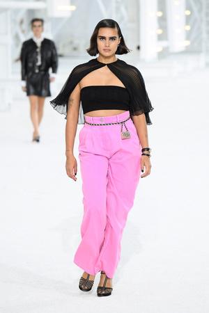Фото №4 - Как одеваются модели plus-size: 5 стильных советов от Джилл Кортлев