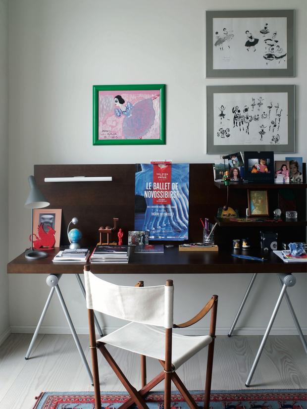 Фото №9 - В гостях у хозяйки Галереи дизайна/bulthaup Лины Перловой