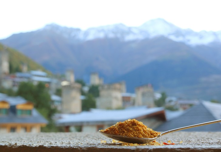 Фото №2 - Грузинская симфония: семь нот сванской соли