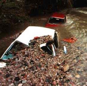 Фото №1 - Миллион человек пострадал от наводнения в Мексике