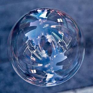 Фото №1 - Тест: Лопни мыльный пузырь, и мы опишем твое будущее в эмодзи