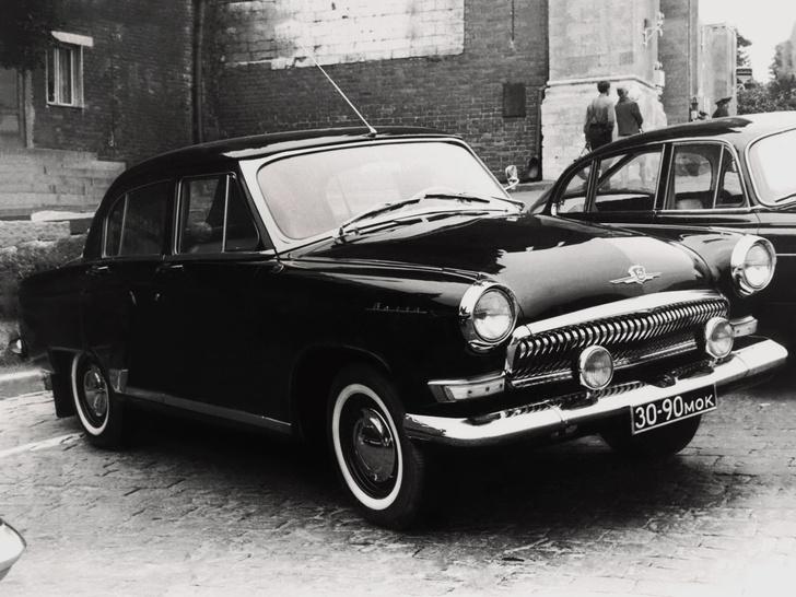 Фото №7 - Восемь историй о «Волге» ГАЗ-21