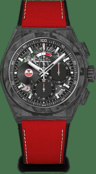 Фото №2 - Zenith представляет часы с музыкальным характером