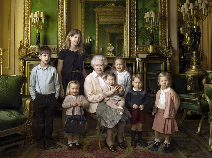 Фото №10 - Гардероб королевских малышей: как одевают детей в британской монаршей семье