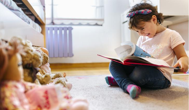 Фото №1 - Почему с ребенком обязательно нужно играть в «дочки-матери»