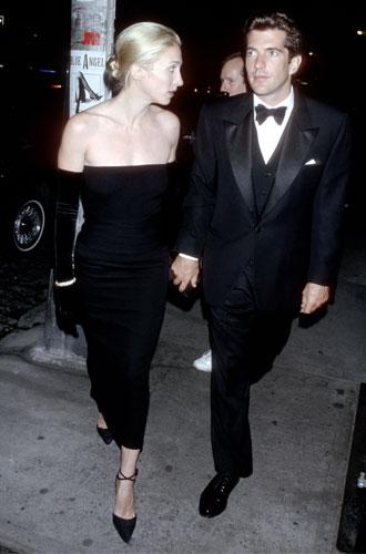 Фото №6 - Правила стиля Кэролин Бессетт-Кеннеди: безупречный минимализм из 90-х