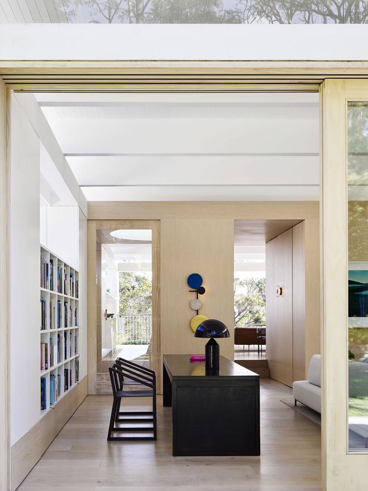 Фото №9 - Светлый дом с панорамными окнами на побережье Австралии