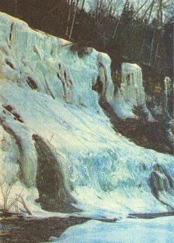 Фото №1 - Ледопад на Рагуше